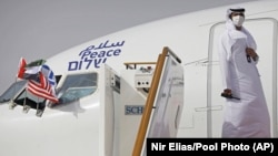 پرواز مستقیم از اسرائیل به امارات متحده عربی بخشی از توافق عادیسازی روابط دو کشور است.