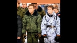 'We Will Need Fighters' -- Teaching Russian Kids Combat