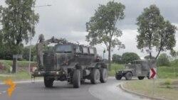 ТВ Вести: Трупи на САД пристигнаа во Латвија