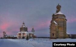 Храм Николая Чудотворца в Зачачье