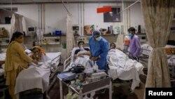 Госпиталь в Дели, Индия