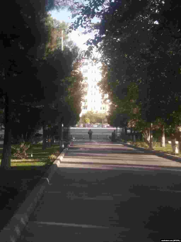 Ашхабадский парк