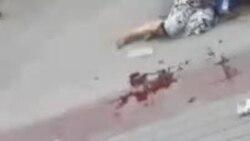 Очевидцы утверждают, что женщина, зарезанная на рынке Намангана, умерла из-за опоздания «Скорой»