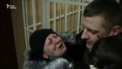 Івана Барбашынскага вызвалілі з-пад варты