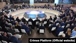 23 серпня у Києві відбувся саміт «Кримської платформи»