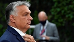 Hungarian Prime Minister Viktor Orban (file photo)