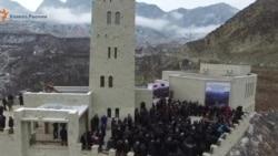 """В Дагестане открыт мемориальный комплекс """"Ахульго"""" (видео)"""