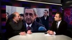 «Ազատություն» TV լրատվական կենտրոն, 25 փետրվարի, 2014թ.