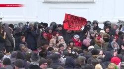 Стихийный митинг в Кемерово 27 марта: как это было