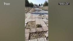 Турғун: Паркимизга ахлат тўкиб, дарахтларни кесиб кетишди
