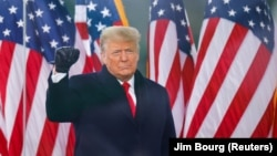 دونالد ترمپ، رئیس جمهور فعلی امریکا