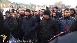 На проросійському мітингу в Харкові вимагали федералізації