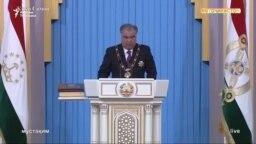 Президент Рахмон 35 жыл бийликте отурат