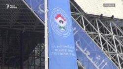 Речь Лаврова на Конференции по Сирии в Сочи прервали криками