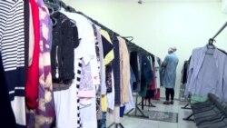 Магазин, где бесплатно раздают одежду, как это работает?