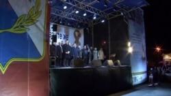 Как проходил «референдум» о статусе Крыма (видео)