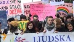 Sarajevo: Dan ljudskih prava