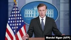 Советник президента США по национальной безопасности Джейк Салливан.