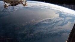 Космостон Ала-Тоого суктанган астронавт