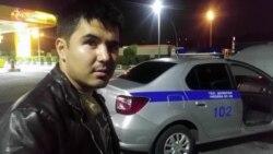 "Ўзбек муҳожири: ""Москвага келишимиз биланоқ полиция бизни ушлади"""