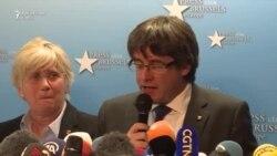 Fostul lider catalan la Bruxelles: nu sunt aici ca să cer azil politic