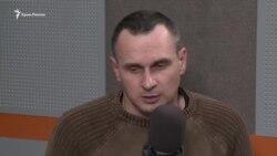 """Oleh Sențov: """"Eu nu lupt cu Rusia. Eu lupt cu regimul lui Vladimir Putin"""""""
