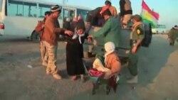 ايزديون افرجت عنهم داعش يصلون كركوك