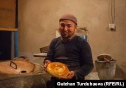 Эсенбек Набиев.