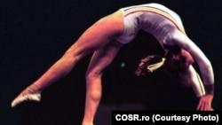 Nadia Comăneci, Montreal 1976, a obținut prima notă de 10 din istoria gimansticii.