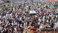 اشتراک هزاران تن در مراسم نماز جنازه داکتر ایاز نیازی