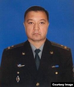 Полковник Иброҳим Деҳқонбоев