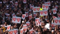 Thousands In Kabul Protest Charlie Hebdo Cartoons