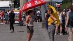 Европа не е навикната на горештини