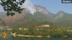 BiH: Vatrogasci u borbi protiv vatrene stihije
