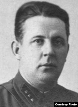 Георгий Алафер, майор госбезопасности