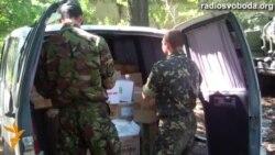 Дніпропетровці зібрали й передали півтори тонни «гуманітарки» українським військовим