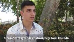 Səncə, Azərbaycanda nə qədər kasıb var?- Bakıda sorğu