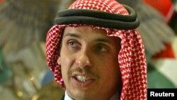 Принц Хамза бен Хусейн