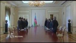 Илҳом Алиев хотинини Озарбайжоннинг биринчи вице-президенти этиб тайинлади