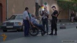 ՊՊԾ գնդի տարածքում երկու վիրավորվածներին մեղադրանք է առաջադրվել