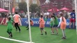 Москвадагы футбол майрамы