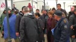 Нуланд во кампот во Идомени