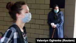 Від початку пандемії коронавірус вразив 188 106 українців (фото ілюстративне)