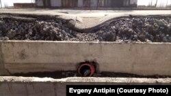 Дорога после ремонта в Беломорске