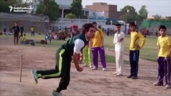 Pakistani Cricketer Bowls Them Out Even Faster On New Leg