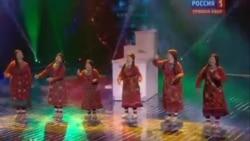 Babushki в финале Eurovision-2012