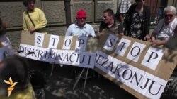Protest osoba sa invaliditetom u Beogradu: Život na ivici egzistencije