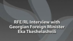 Interview: Eka Tkeshelashvili