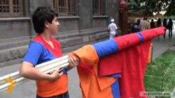 Հունիսի 15-ը Հայաստանի պետական խորհրդանշանների օրն է