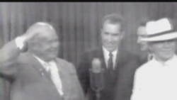 Nixon And Khrushchev In 1959